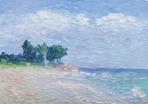 End of Hobe Sound Beach