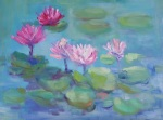 White City Water Lilies