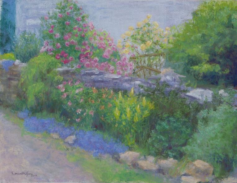 Jeanne's Favorite Garden