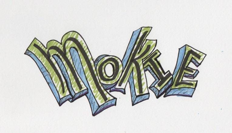 mokie letters