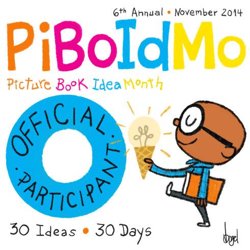 2014 PiBoIdMo Participant
