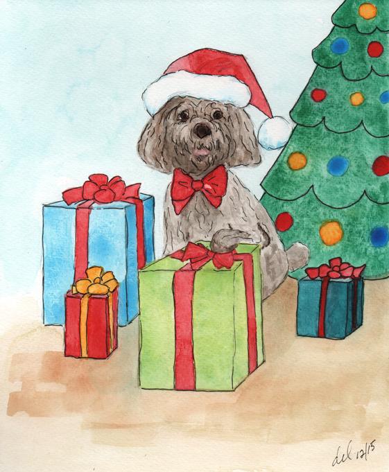 Mokie Christmas