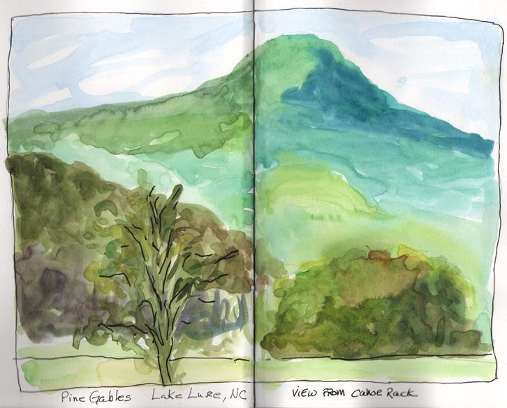 sketchbook-lake-lure-nc-1